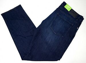 NWT-135-HUGO-BOSS-BLUE-JEANS-Slim-Fit-Mens-32-34-36-38-C-Delaware1-50320165-408