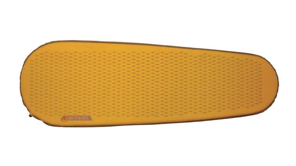 Robens Auto-Gonflante Mat Tapis de Sol Air Impact 183 x 51 X 2,5 CM