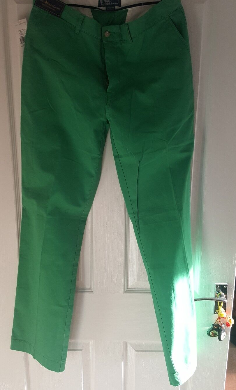 Ralf Lauren trousers w 33 l 33 new