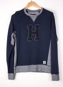Tommy Hilfiger Herren Freizeit Pullover Sweatshirt GRÖSSE S ARZ1615
