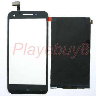 New Touch Screen Digitizer + LCD Screen For BLU Studio 5.5 D600 D610 D610a Black