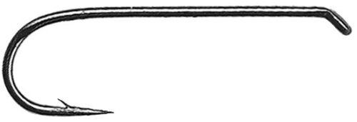 #1280-2x Long Dry Fly Hook Pack of 25 Daiichi Hooks - Size 8
