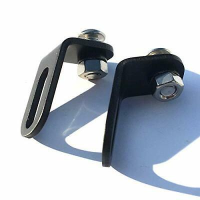 Brompton Brackets rear light//reflector rack version