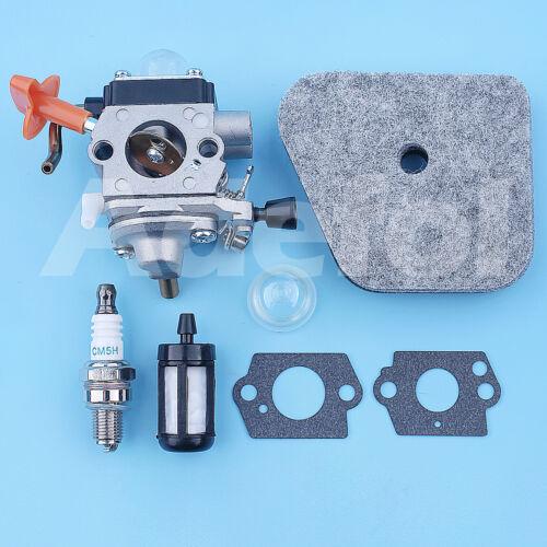 Carburetor Air Filter For Stihl FS90 FS100 FS110 FS87 ZAMA C1Q-S174 41801200610