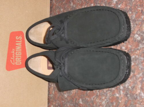 10 Black 8 7 Suede Originals 11 G 6 Shiny 9 Sole Wallabee Clarks Mens Uk Zgvtwvqx7