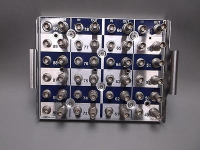 48-port Backplane Card High Safety 080.1366 Rev.b Bright Tellabs Ocular Networks 80.1400