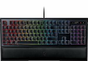 Razer Ornata Chroma Gaming Tastatur Mecha-Membran Tasten Chroma RGB DE QWERTZ