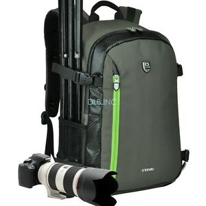 anti theft designed camera backpack dslr slr camera bag