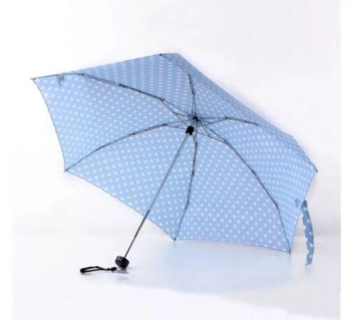 Bear Rabbit Polka Dot Mini Compact Sun Rain Umbrella Doll Cute Kawaii Folding