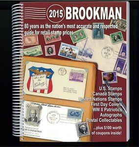 2015-Brookman-Price-Guide-U-S-U-N-Canada-Stamps-Catalogue-Spiral-Bound-392p