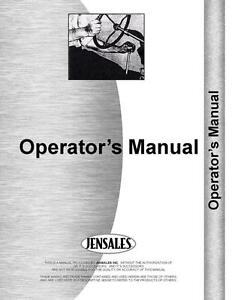 Massey Ferguson MF 4800 4840 4880 4900 Service Manual