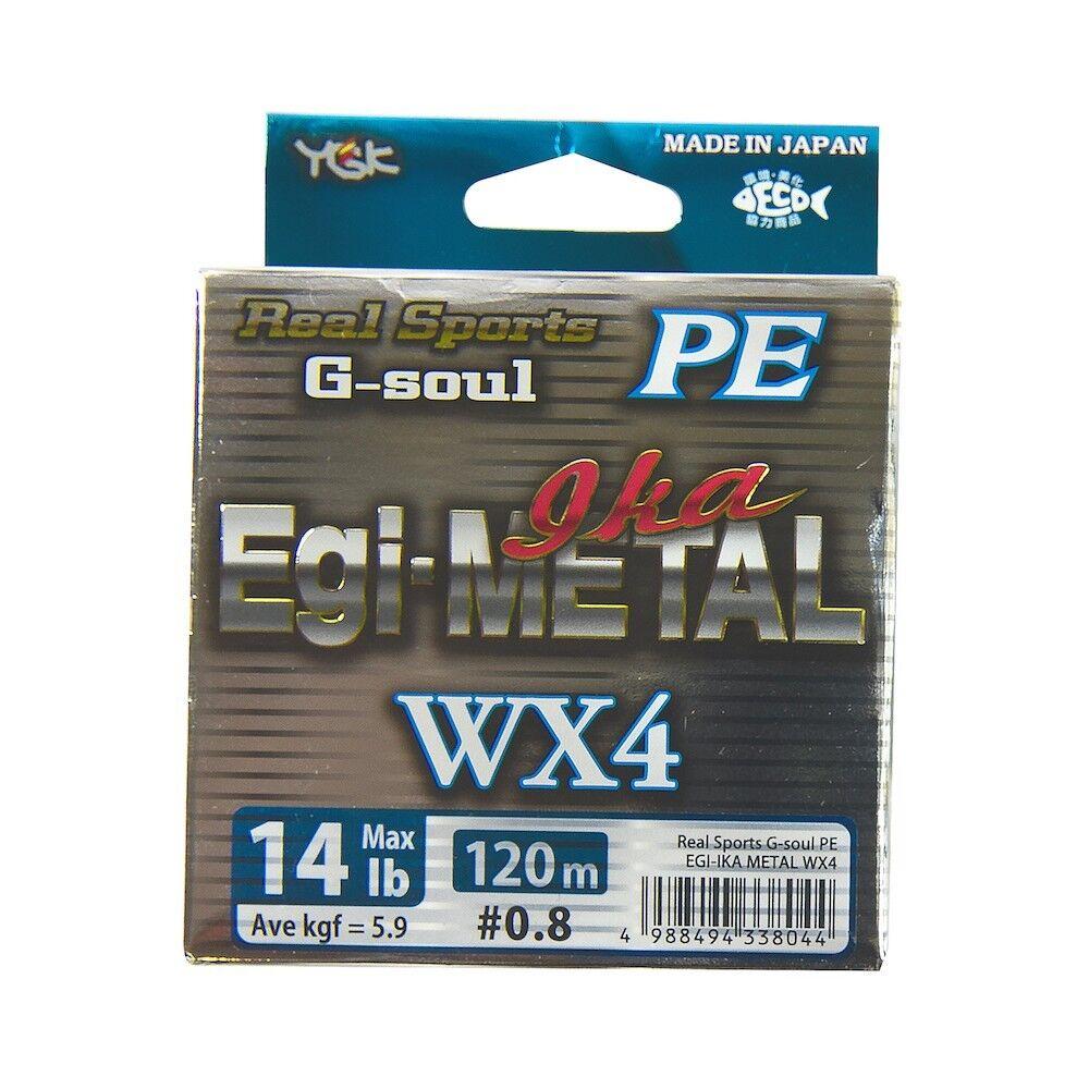 YGK WX4 Egi & Metal D700
