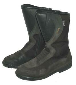""">>> """" POLO """" Motorradstiefel / Biker - Stiefel / Boots in schwarz Gr. 40"""