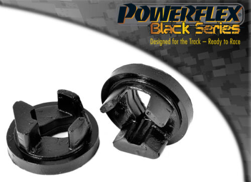 25 Powerflex Black Gearbox Mount Insert Kit PFF63-420BLK For Rover 200