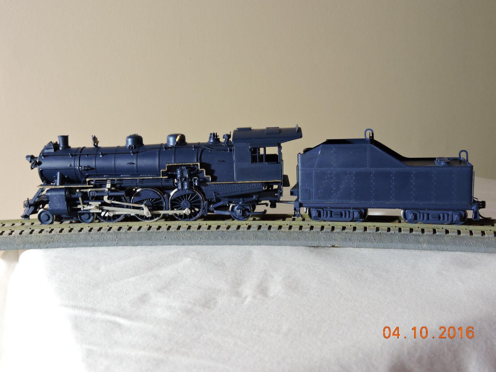 precios mas bajos Escala Ho Westside ModeloNakamuru J-1 4-6-2 locomotora locomotora locomotora latón del Pacífico (DC)  venta caliente