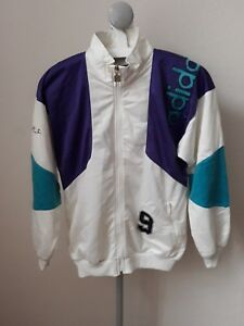 1a3693cac5520 Details about Adidas track tracksuit jacket RARE retro vintage in extra  small or small S