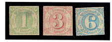 GERMANY SOUTHERN DISTRICT # 60, 61 & 62 (#60 IS USED)   1867