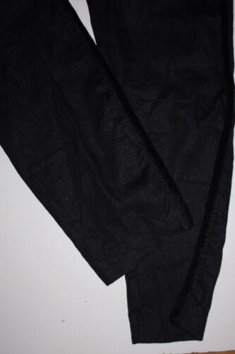 Noa 38 Hose Linen Structure Pants Schwarz Black Neu Taglia 6WHw6SqZ1