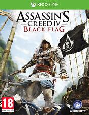 Assassins Creed 4 Black Flag ~ XBox One (en una condición de)