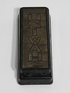 1970 S Vintage Univox Wah Wah Uni-wah Vintage Pédale-super-fuzz Maker-afficher Le Titre D'origine Et D'Avoir Une Longue Vie.
