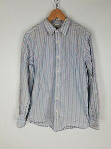 TIMBERLAND-Camicia-Shirt-Maglia-Chemise-Camisa-Hemd-Tg-L-Uomo-Man
