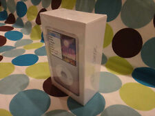 Apple iPod Classic 160GB SILVER 7th Generation RARE NEW FACTORY SEALED MC293LL/A