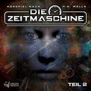DIE-ZEITMASCHINE-DIE-ZEITMASCHINE-TEIL-2-HORSPIEL-CD-NEU
