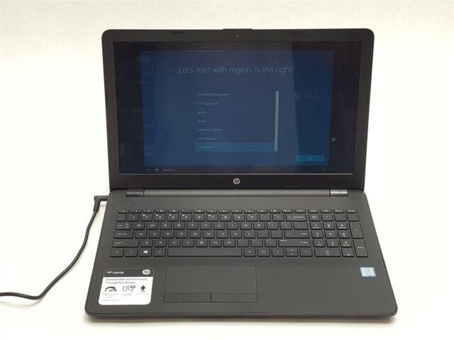 HP Notebook 15 BS0XX 15.6