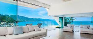 Penthouse en Venta, Frente al Mar, Orchid, Puerto Vallarta $2,495,000 USD