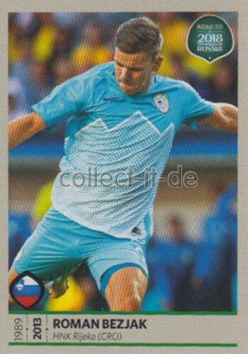 PANINI-Road to World Cup Russia 2018-Sticker 246-294 Choisir