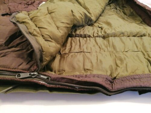 Complete Serbian army Sleeping Bag with Rubber layer Supremely made Field Gear