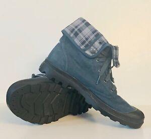 Men's Palladium Boots Baggy Canvas Boot