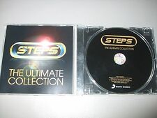 Steps - The Ultimate Collection (Best Of)(CD) 20 Greatest Hits - Nr Mint