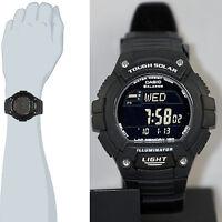 Casio W-S220-1B Wristwatch Watches