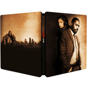 Luther-Series-1-one-Limited-Edition-Steelbook-Idris-Elba-T-V-show-NEW-UK