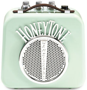 Danelectro-N10-Honey-Tone-Mini-Portable-Travel-Guitar-Amplifier-Amp-Aqua