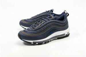 reputable site aa545 b0eaf Details about Nike Air Max 97 Obsidian Blue White Reflective 921826 402  Size UK 7.5 EU 42