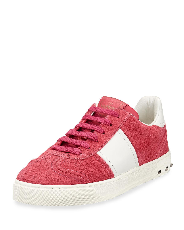 New Valentino Garavani  Rockstall Logo Fly Crew de Low Top scarpe da ginnastica donna 36  il più alla moda