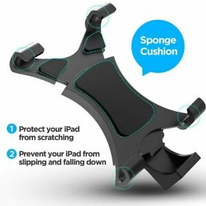 """2 in 1 Tripod Mount Adjustable Stand for 7-10"""" Phone Ipad Monopod Holder Clamps"""