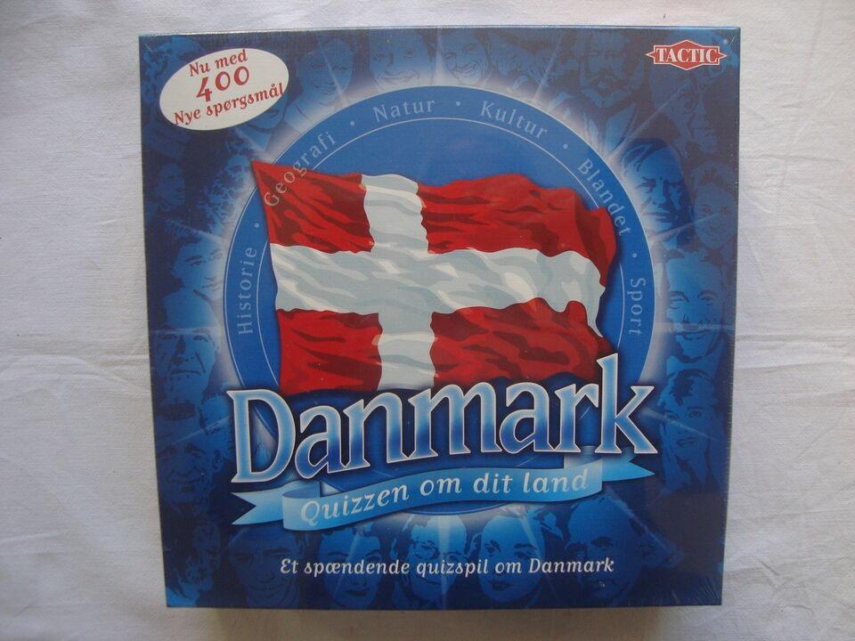 quiz om danmark