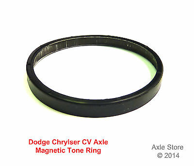 Rubber Relutor Rings With Magnetic Encoding 213132ABS For Chrylser 300 Dodge Charger Magnum Challenger 2 Axle ABS Tone Rings
