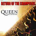 Return of the Champions by Paul Rodgers/Queen (CD, Sep-2005, EMI)