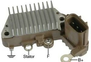 NEW REGULATOR KIT COMPATIBLE WITH JOHN DEERE TRACTOR 4760 6 CYL 7.67L 1992-1993 27700-70030