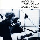 The Definitive Simon & Garfunkel by Simon & Garfunkel (CD, Aug-1997, Sony Music Distribution (USA))