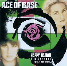 ACE OF BASE : HAPPY NATION (U.S. VERSION) / CD