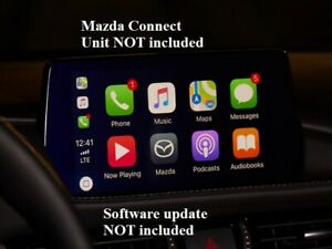 Details about Mazda Apple CarPlay™ and Android Auto™ Retrofit Kit 00008FZ34