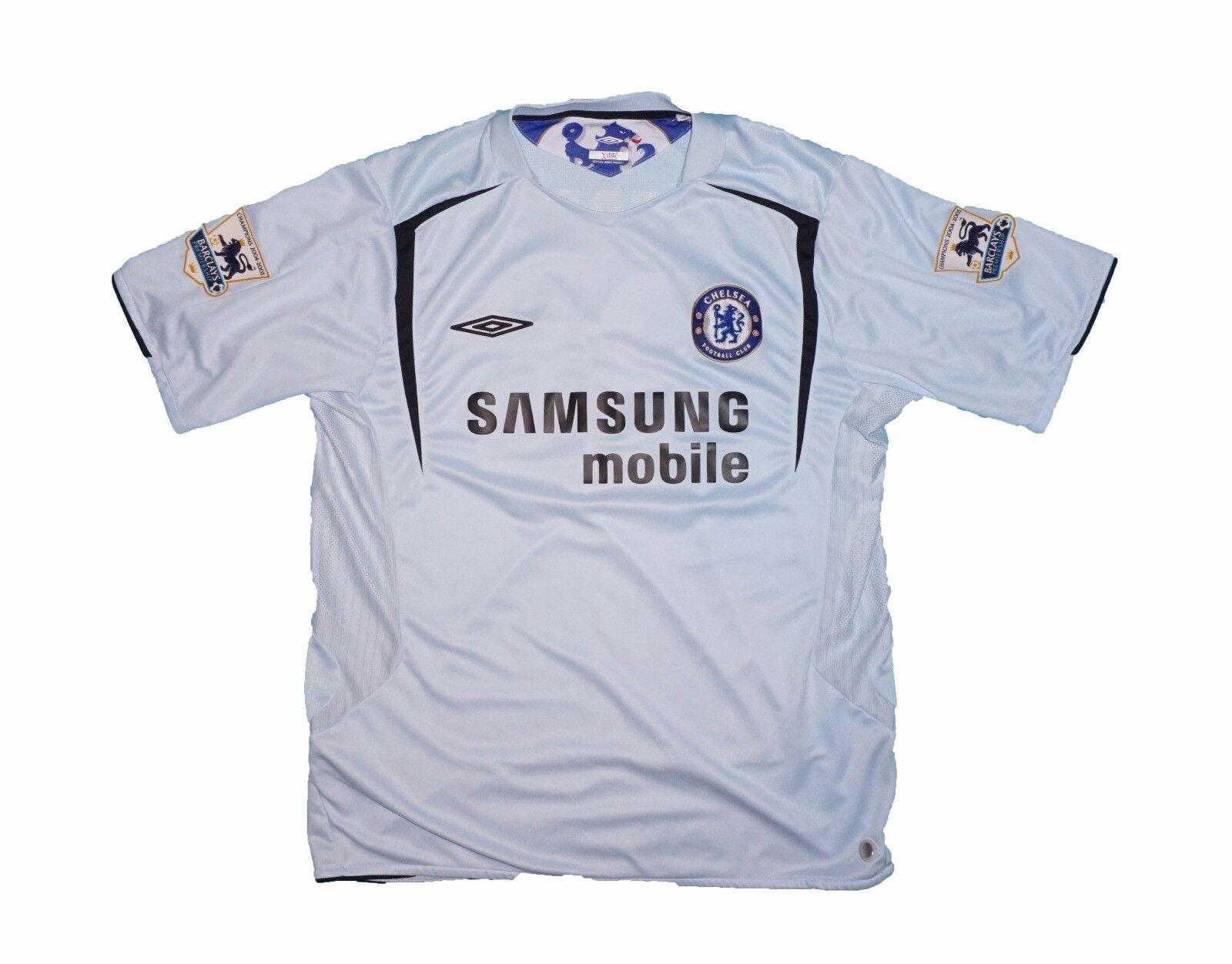Chelsea Terry 2005-2006 football shirt Talla XL