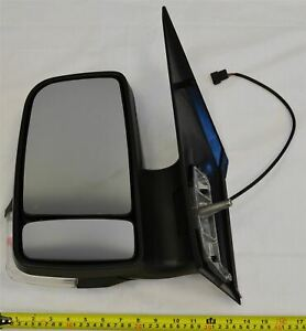 DOOR-MIRROR-COMPLETE-MANUAL-LEFT-WITH-INDICATOR-NEW-FOR-CRAFTER-SPRINTER-2006