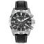 Citizen-Eco-Drive-Men-039-s-Chronograph-Titanium-Case-Black-43mm-Watch-BL5551-14H thumbnail 1