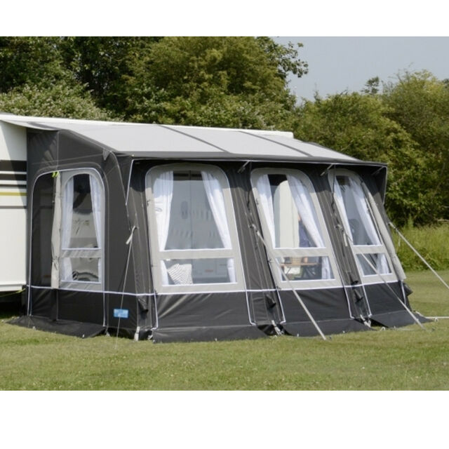 Kampa Ace Air 400 All Season 2018 Inflatable Awning Once Ce7173 Ebay